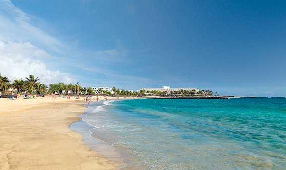 Teguise-Beach