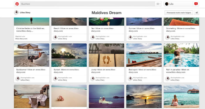 Vorfreude_Recherche_Pinterest_Malediven