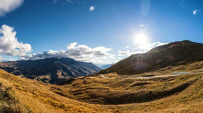 Wanaka-Panorama