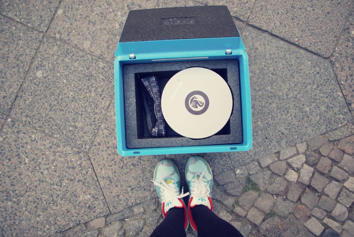Wanderlust-Box