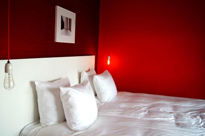 Bett Vesper Hotel