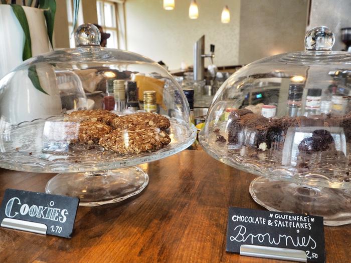 Cafe-Liebling-Kuchenauswahl