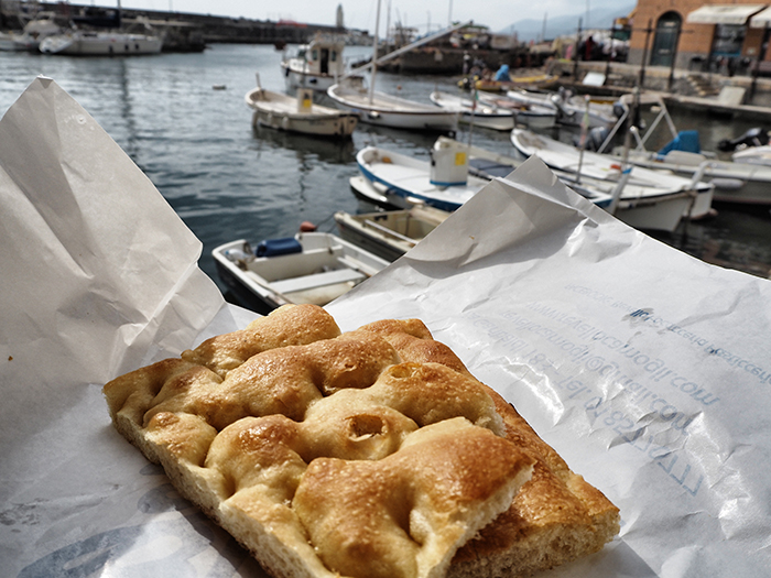 holiday-in-Liguria-Foccacia Lugurien