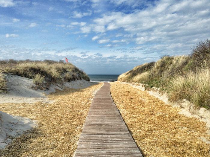 Juist-Strandweg