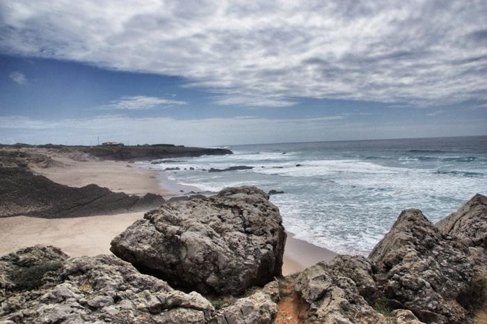 Portugal-Küste