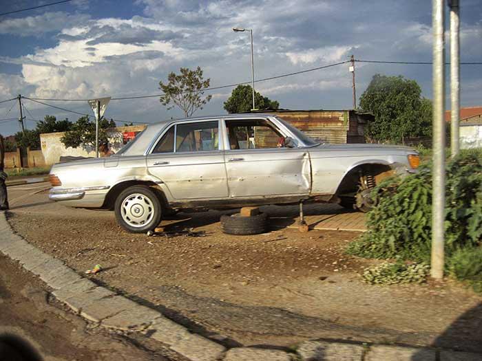 Roadtrip durch Südafrika
