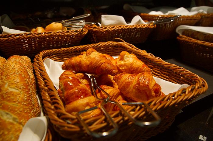 Sofitel Frühstück