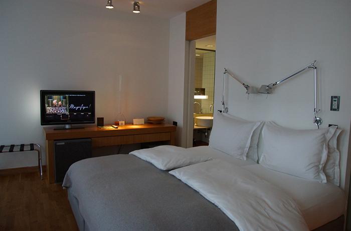 Sofitel Hamburg Doppelzimmer