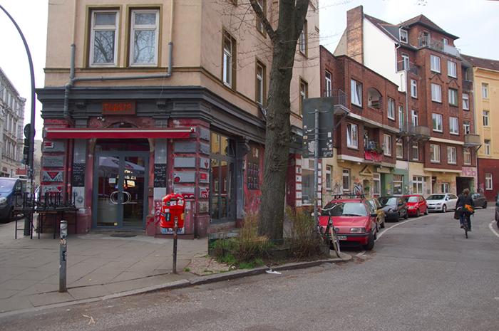 St Pauli Hamburg