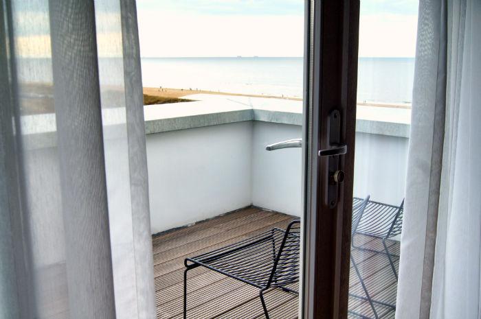 Vesper Hotel Balkon