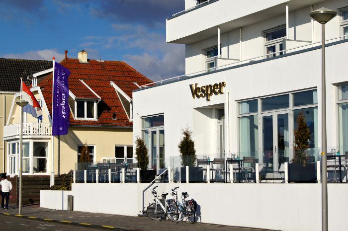 Vesper Hotel von außen