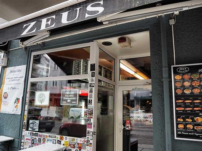 Zeus Pizza und Pide Berlin