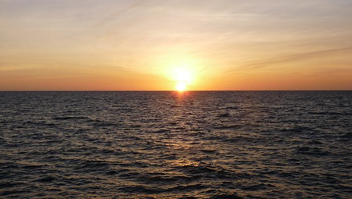 Naples Pier Sunset