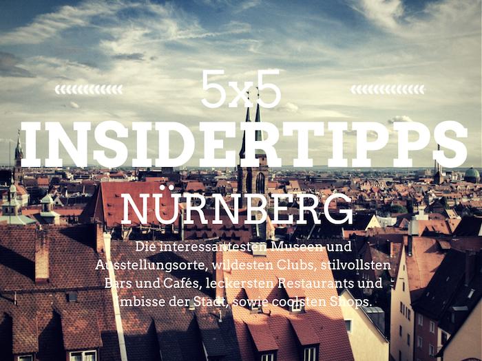 Nuremberg - 5x5