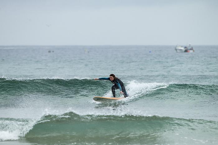 Alex Laurel Surfer
