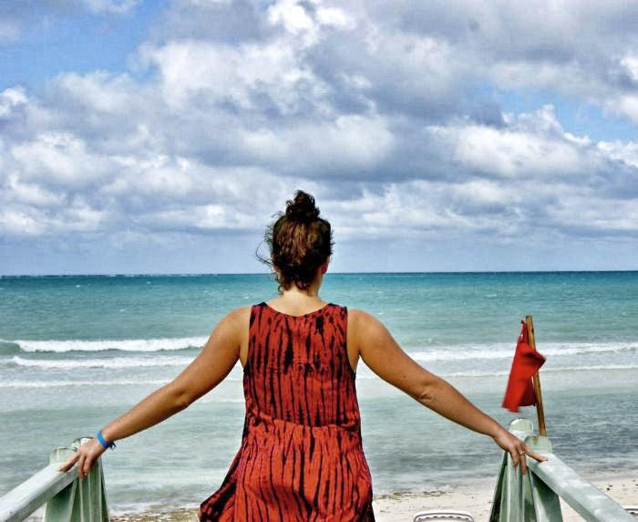 Backpacking in Kuba