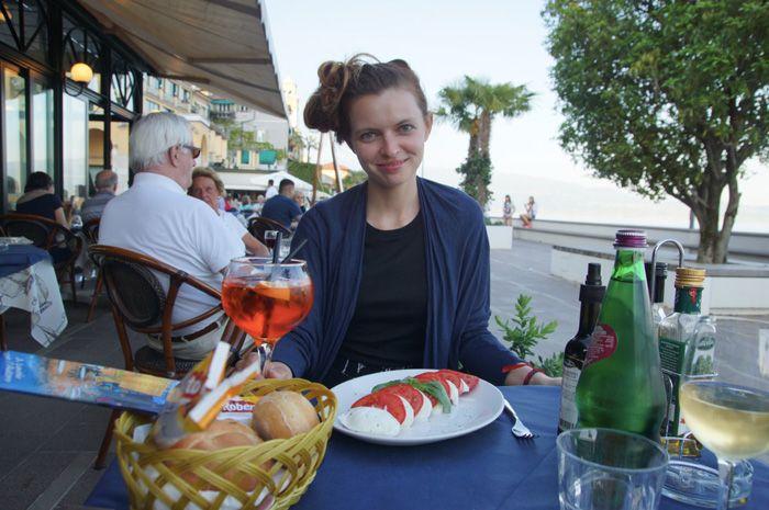 Essen gehen in Italien