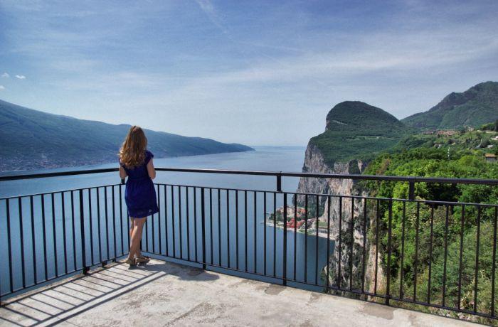 Christine-Neder-Tremisone Gardasee