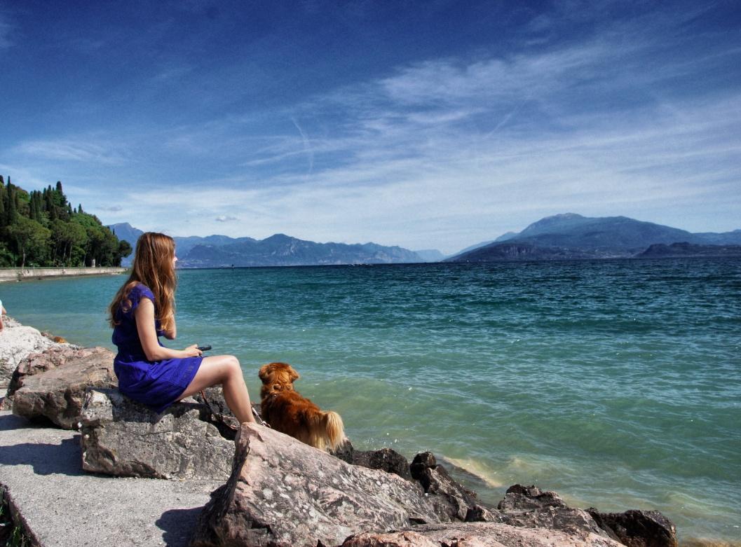 Am Gardasee Italien