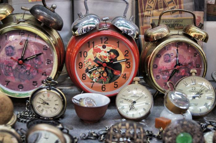 Hong Kong Mao Uhren