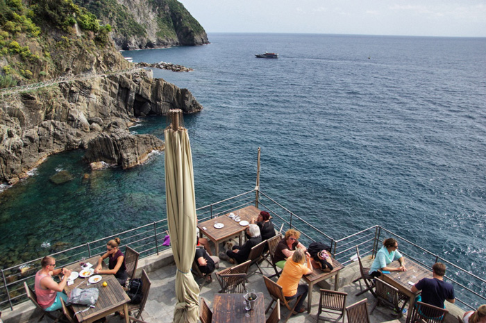 Italien-Bar