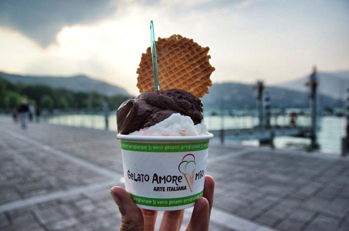 Italien-Eis