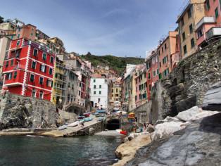 Italien-Riomaggiore