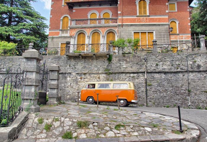 Italien-VW