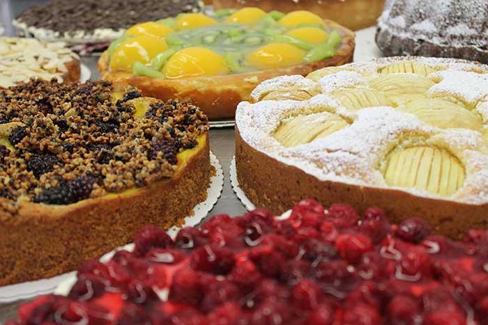 Kuchentratsch-Torten