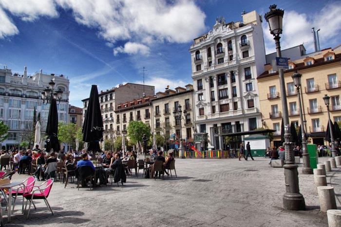 Madrid-Stadt