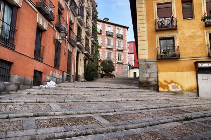 Madrid-Straßen