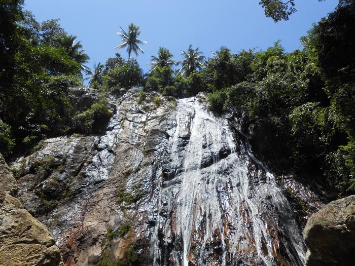 Ko Samui - waterfall