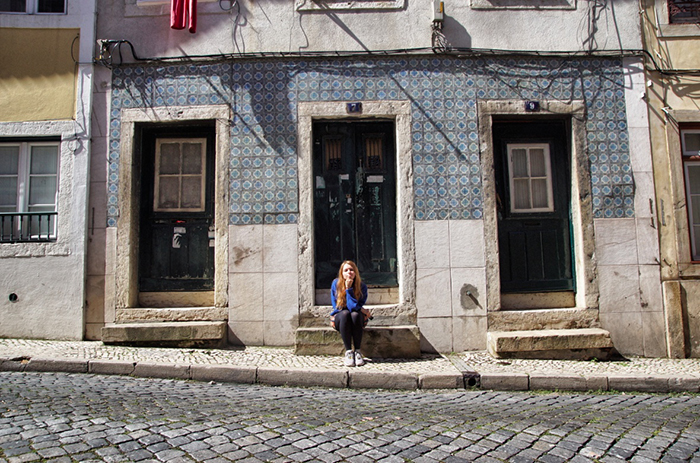 Portugal Lissabon Christine-Neder