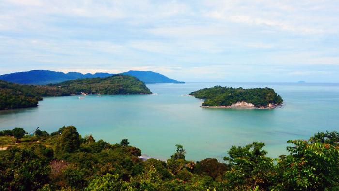 Pulau Weh Inseln