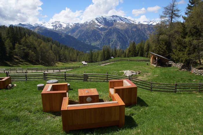 Südtirol-Berge