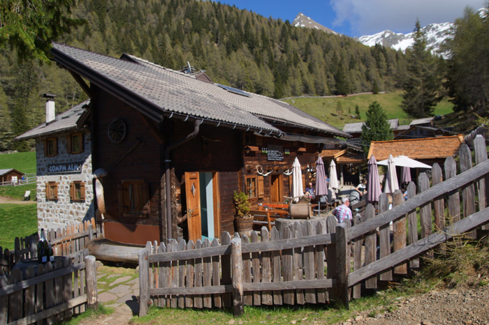 Südtirol-Gompm-Alm