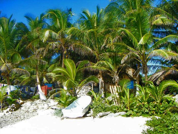 Tulum gehört zu den Reisetipps Mexiko