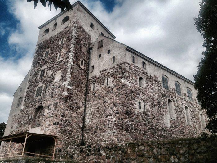 Urlaub in Turku - Die Burg von Turku