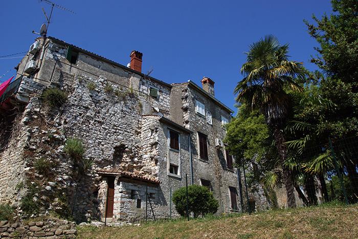 Ruine in Porec