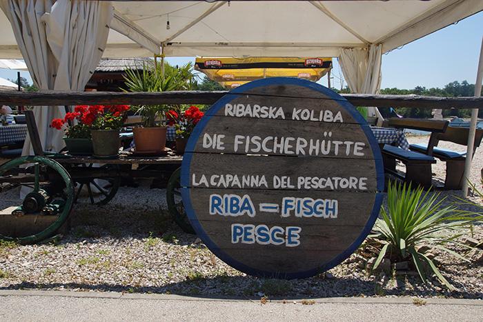 tipps_für_istrien_fischerhütte_schild