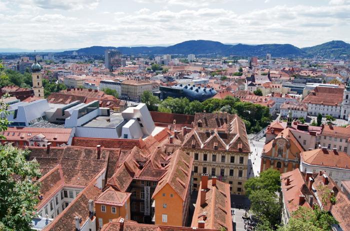 Graz_Überblick