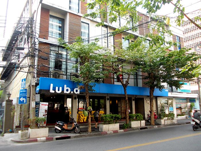 Alleine Reisen - Hostel Bangkok