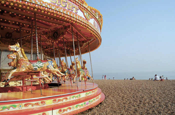Karussell-Brighton