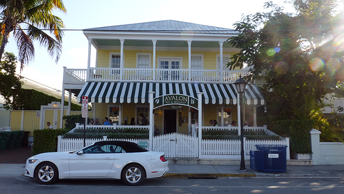 Key West Avalon b+b