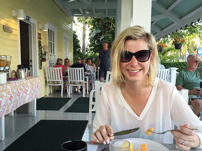 Key West Avalon Breakfast