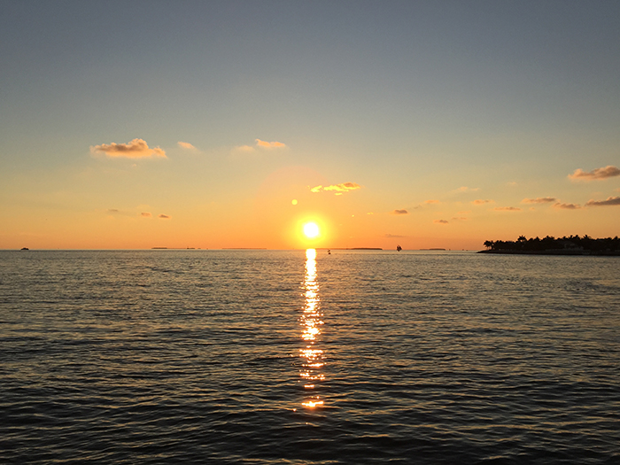 Key West Sunset Mallory Square