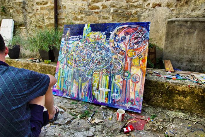 Maler-Istrien