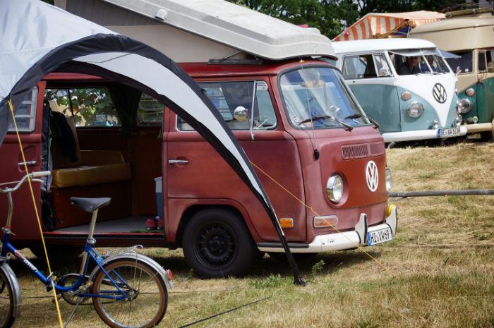 Midsummer Bulli Festival - Campingplatz