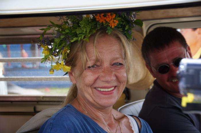 Midsummer Bulli Festival - Gewinnerin