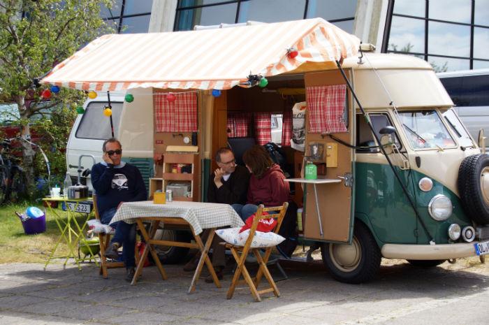 Midsummer Bulli Festival - Lieblingsbulli